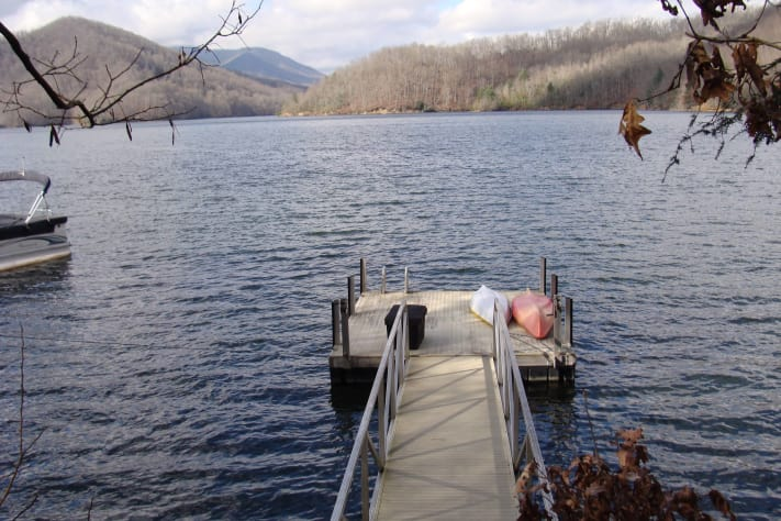 Nantahala Lake, North Carolina House Rental - Gallery Image #16